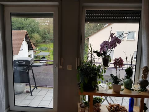 Lovely Kindsbach Apartment