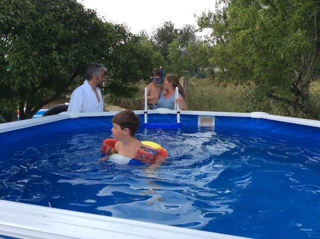 Casa Azulada - Porches - Дом