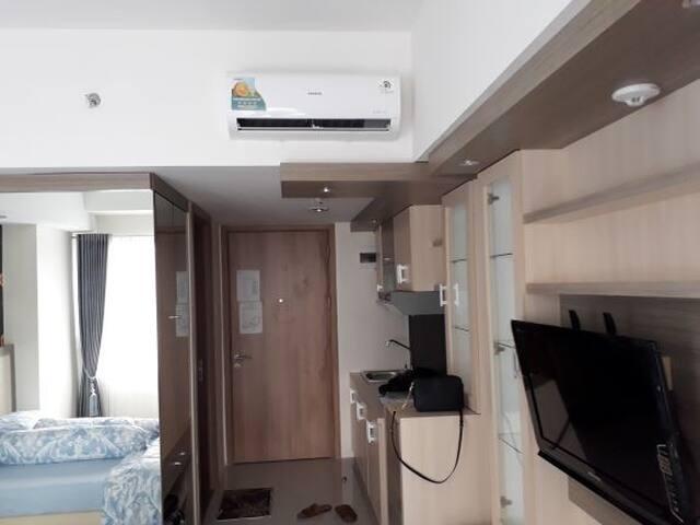 Apartemen di Kompleks Bogor Icon Hotel Kota Bogor
