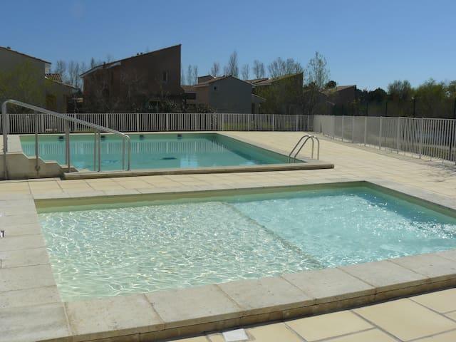 Logement de vacances à proximité d'Avignon