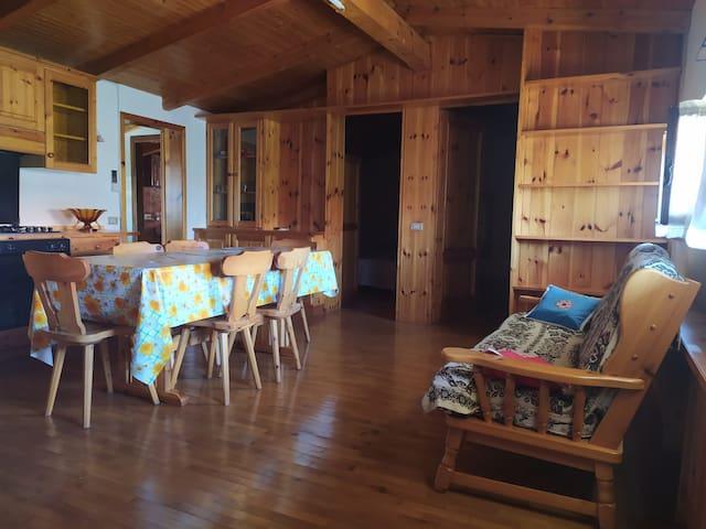Accogliente appartamento nel cuore dell'Altopiano