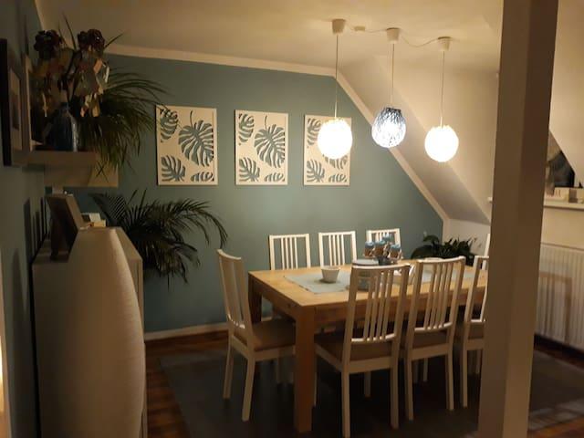 Geräumige, gemütliche Wohnung in Ibbenbüren Stadt