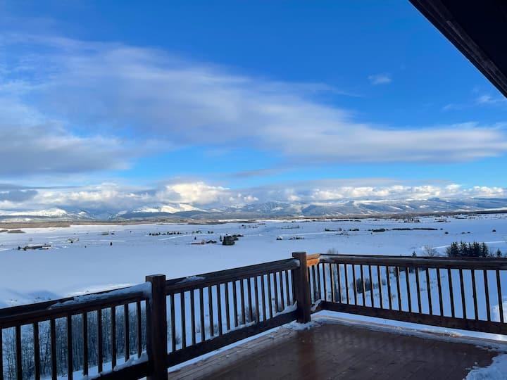 Teton Mountain Views
