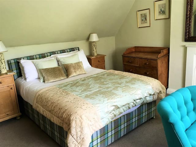 Double Room at The White Hart