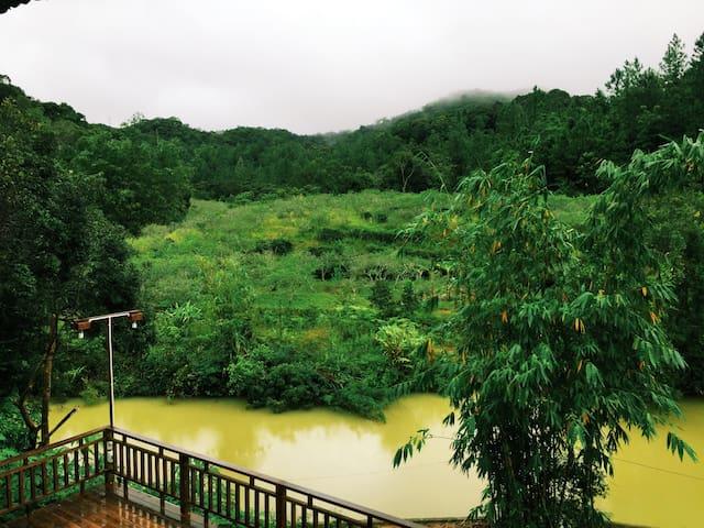 云徒•海南乐东尖峰岭国家森林公园山庄•众妙之门 - 乐东县 - Talo