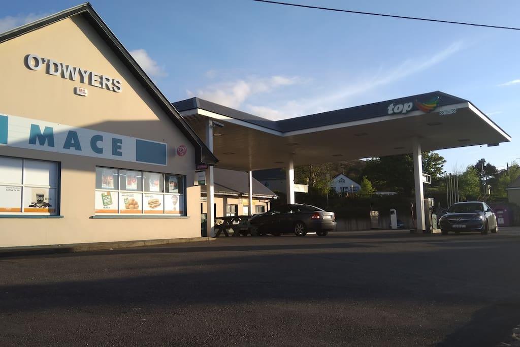 O' Dwyers Mace Petrol Station