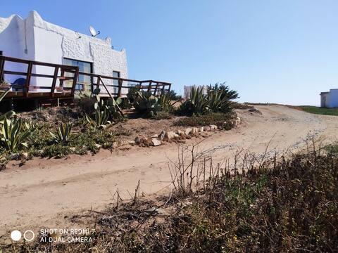 Cabañas Rocamar- vista privilegiada al Mar