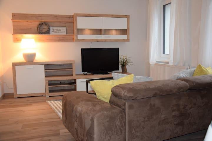 Moderne und hochwertige Wohnung am Kaiserstuhl