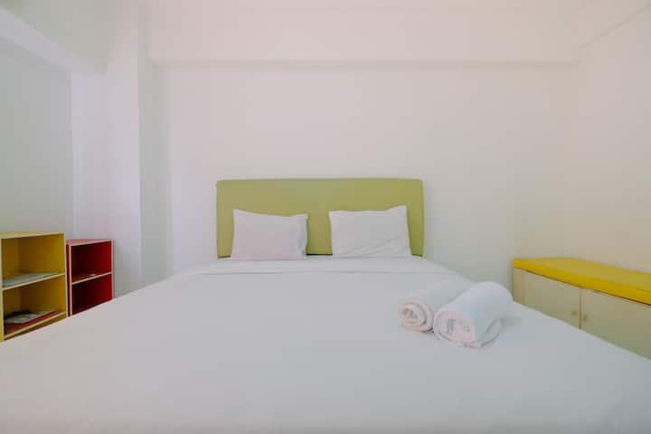 Comfortable 2BR at Bona Vista Apartment