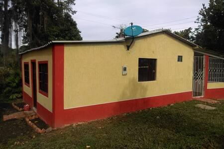 Alquiler Cabaña Barbosa Santander .3219133266