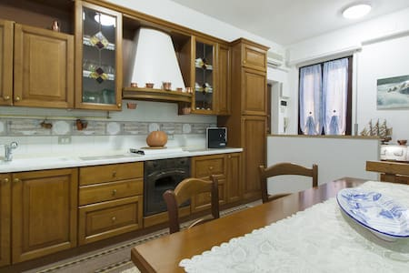 Accogliente appartamento in cascina - Torrazza - Lägenhet