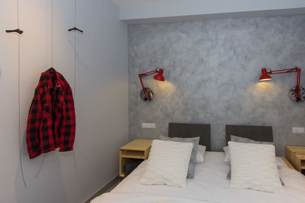 Vibe sleepy suite, 12m2 bright and new renovated area