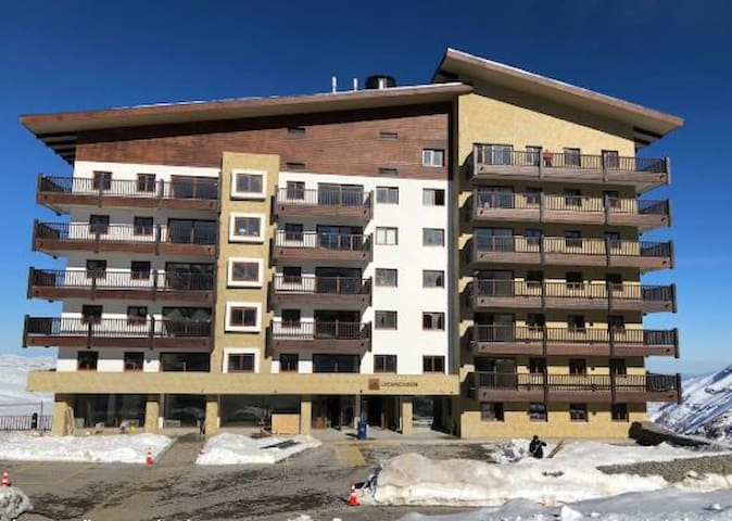 Valle Nevado Ski Resort, New appartment 5 persons