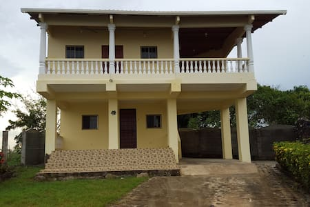 1st Floor Beach House Apartment! - Las Tablas