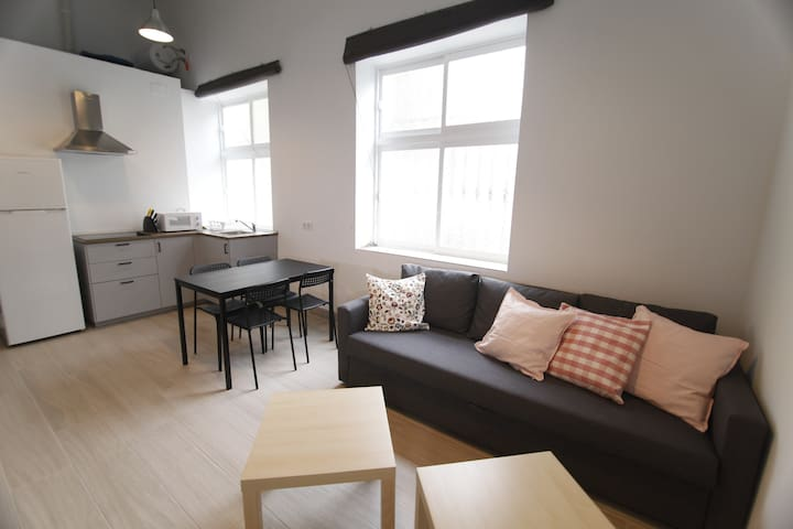 WONDEFULL FURNISHED FLAT - 加的斯 - 獨棟