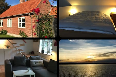 Lovely house 200m from the ferry - Fanø - Casa