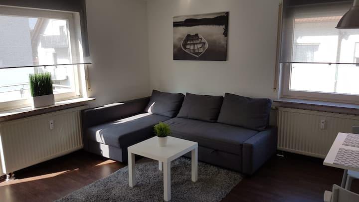 Schöne, möblierte Wohnung zum Wohlfühlen