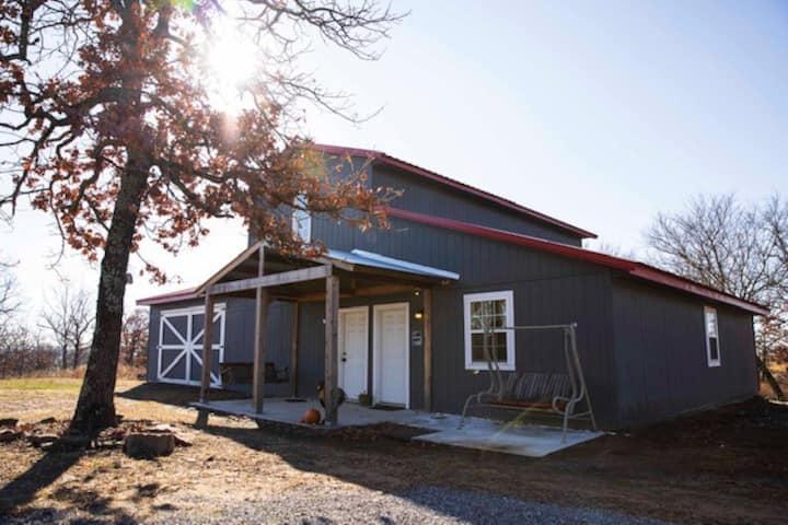 Selah Springs Barn Apartment