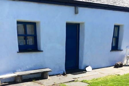 Retro  quarrymans cottage, No5 Easdale island Oban