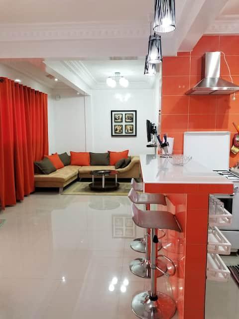 Appartement Confort  Sicap Fann Hock