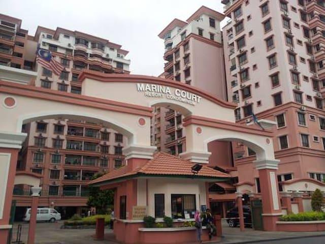 Marina Court Condominium, KK - Sabah - Condo