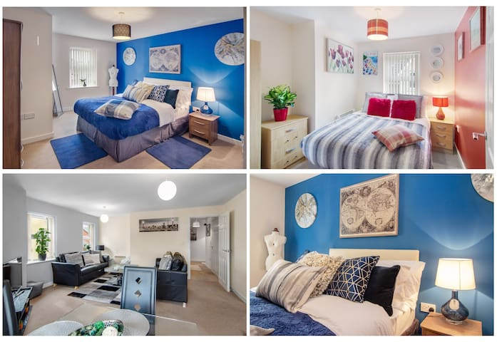⭐❤VISIT BLACKPOOL IN STYLE - 2BED, FREE PARKING⭐❤