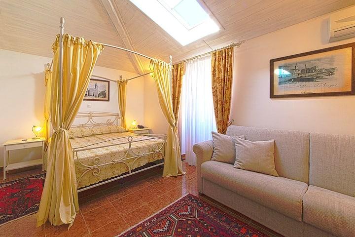 Superiore double room sea view