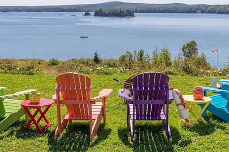 St. Croix Island Views- Tranquility awaits you!