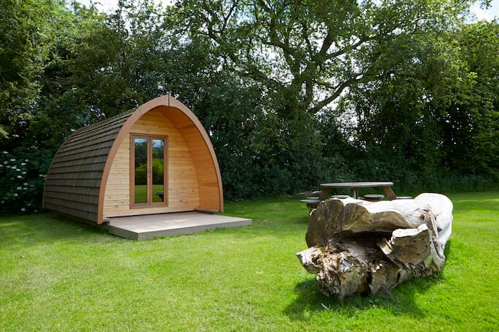 Glamping Pod - Rural Herefordshire