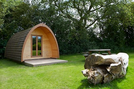 Glamping Pod - Rural Herefordshire - Barraca