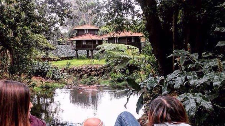 Abrigo de montanha4 Natureza e você - Santa Cruz - Huis