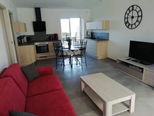 Bienvenue chez nous