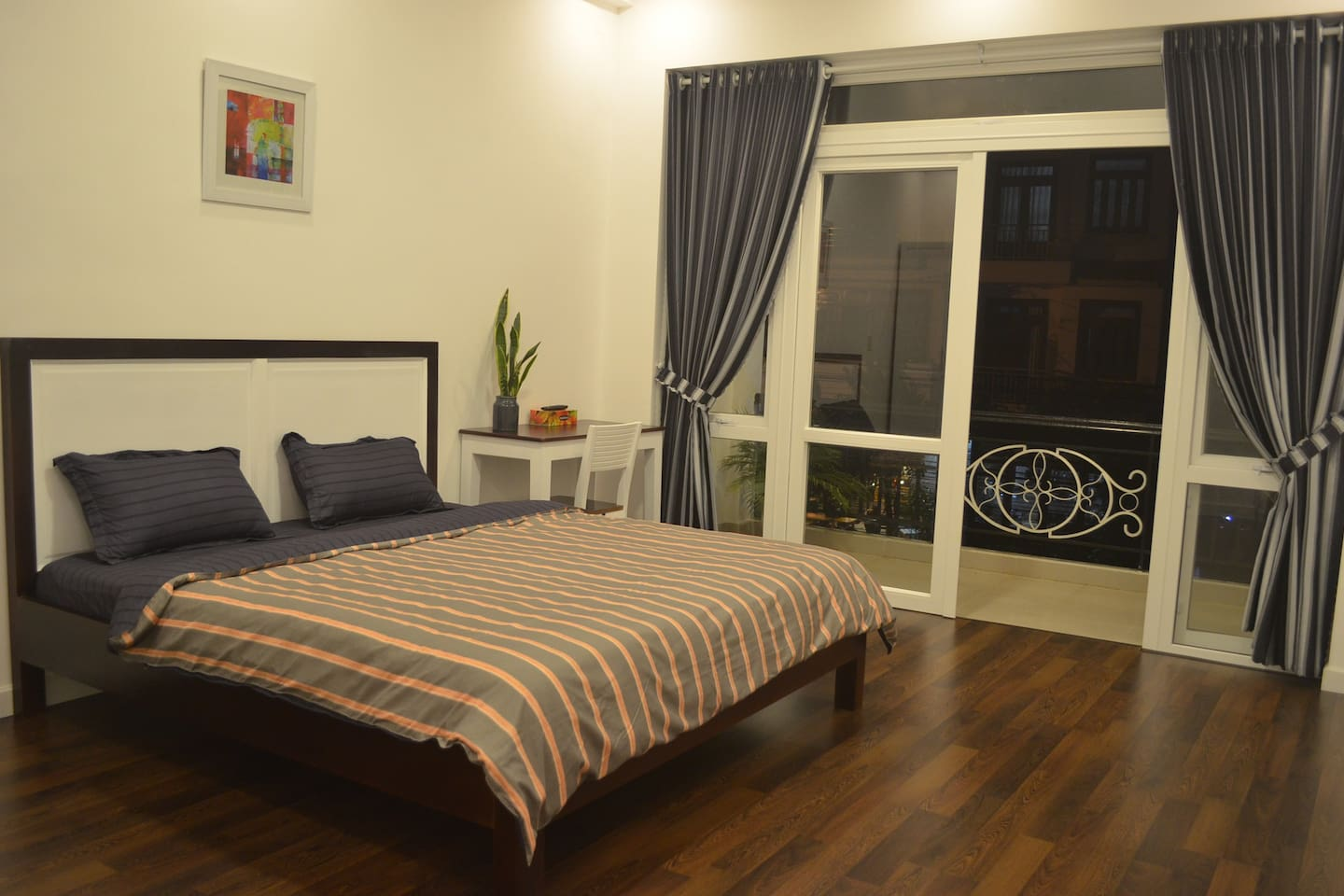 Welcome to our family home in central Dalat.