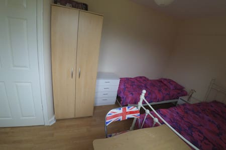 Cozy Twin Bedroom & Nice Location - Manchester