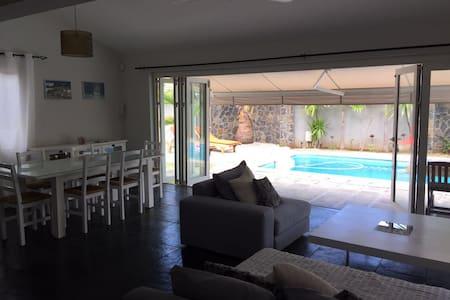 Holiday home, Mauritius - Calodyne