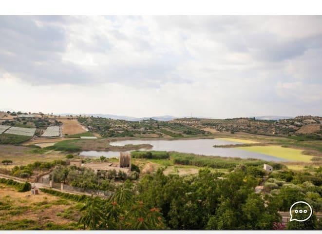Un'oasi di pace nel centro Sicilia