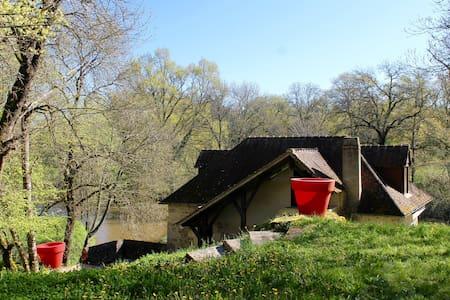 Moulin du petit balabran - Bélâbre