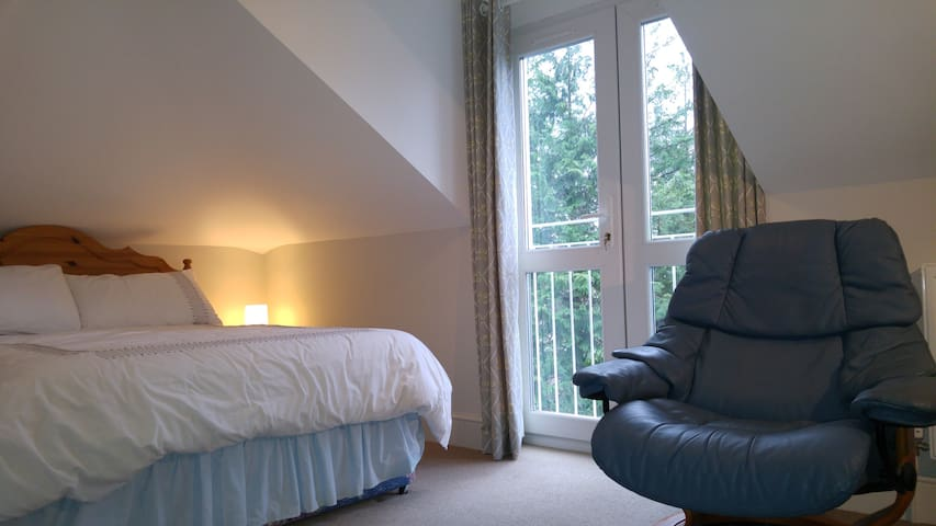 Double room with private bathroom Great Malvern - Great Malvern - アパート