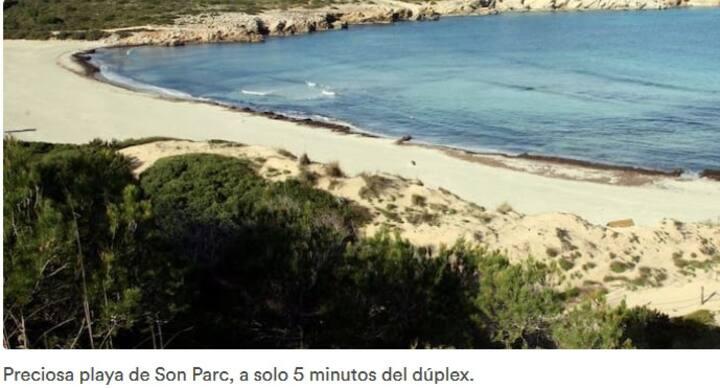 Casa en el Golf de Menorca muy cerca de la playa