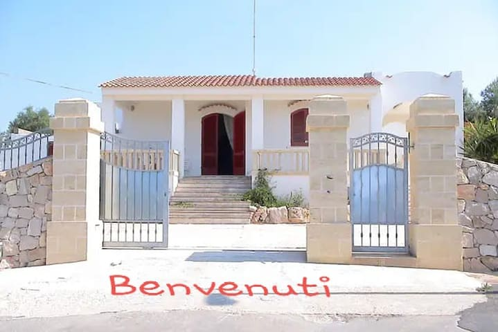 Summerhouse Villetta Idrusa, Torre Vado, Apulia