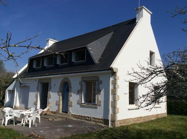 Maison au bord du Golfe du Morbihan - Locmariaquer - Huis
