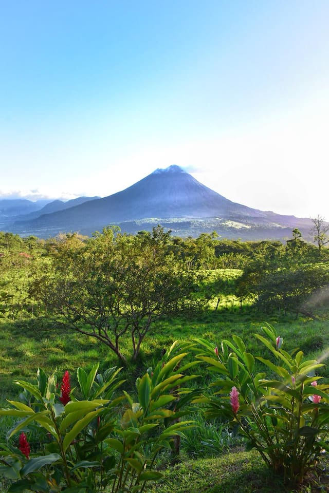 Best view Arenal Volcano!