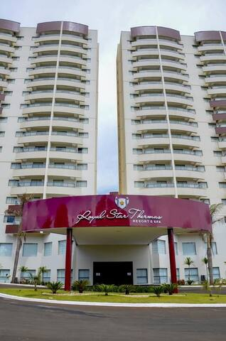Apartamento Royal Start Resort Olímpia São Paulo