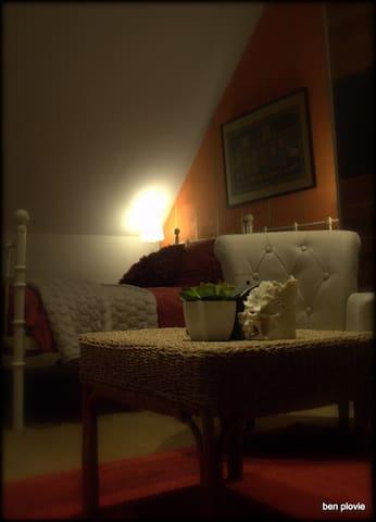 La mia casa  luxury room in the heart of Bruges