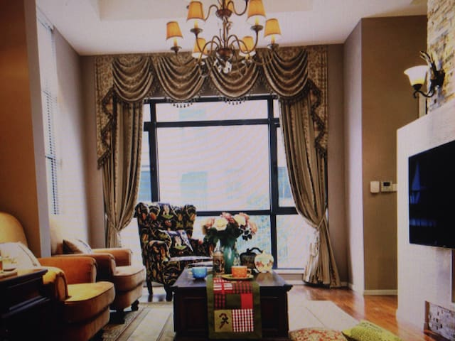 90 flat double south room - 邓弗里斯 - House