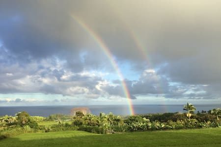 Kealoha Cottage Retreat ~ Onomea, Hamakua Coast