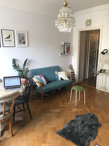 Studio in the heart of Stockholm!