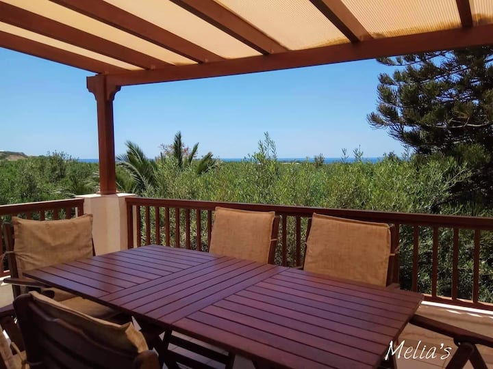 Melia's House - The perfect place to relax