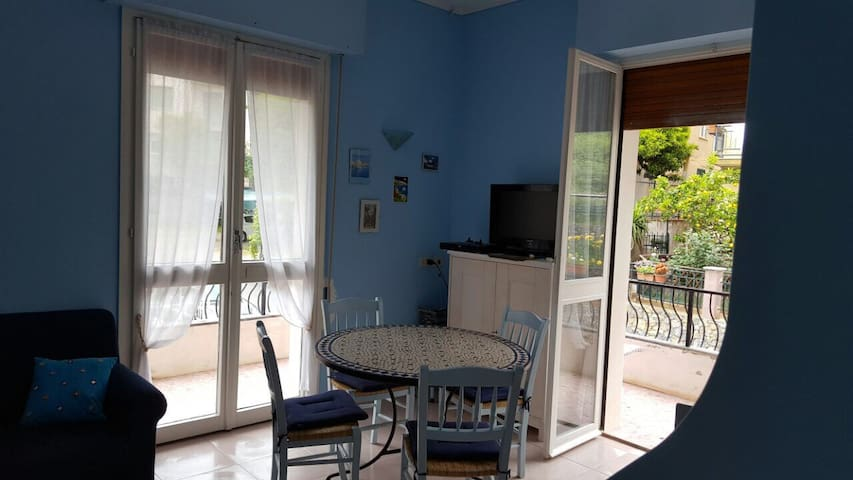 A blue house - Spotorno - Holiday home