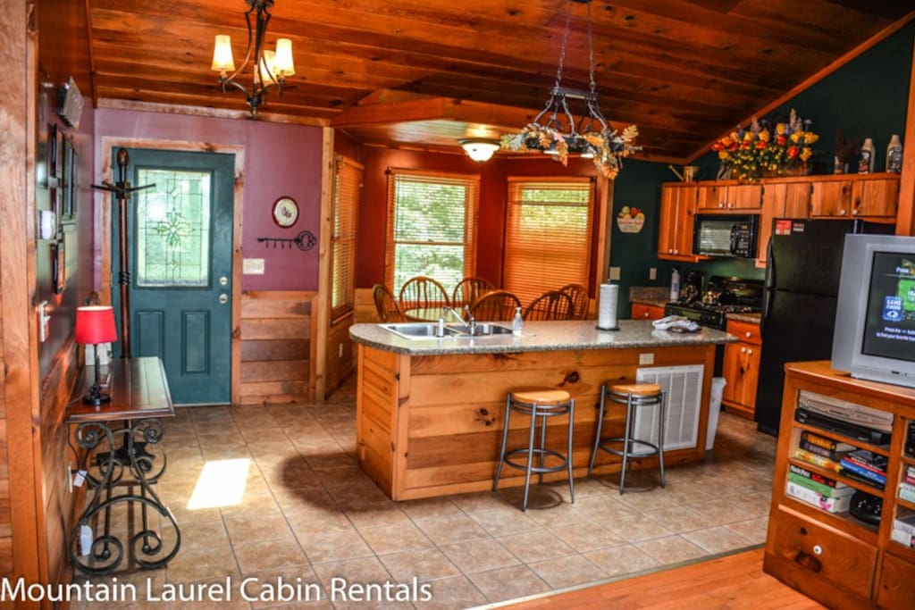 Mlc Picabo Cabins For Rent In Blue Ridge Georgia